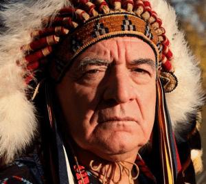 Chief Phil Lane Jr. • Canada