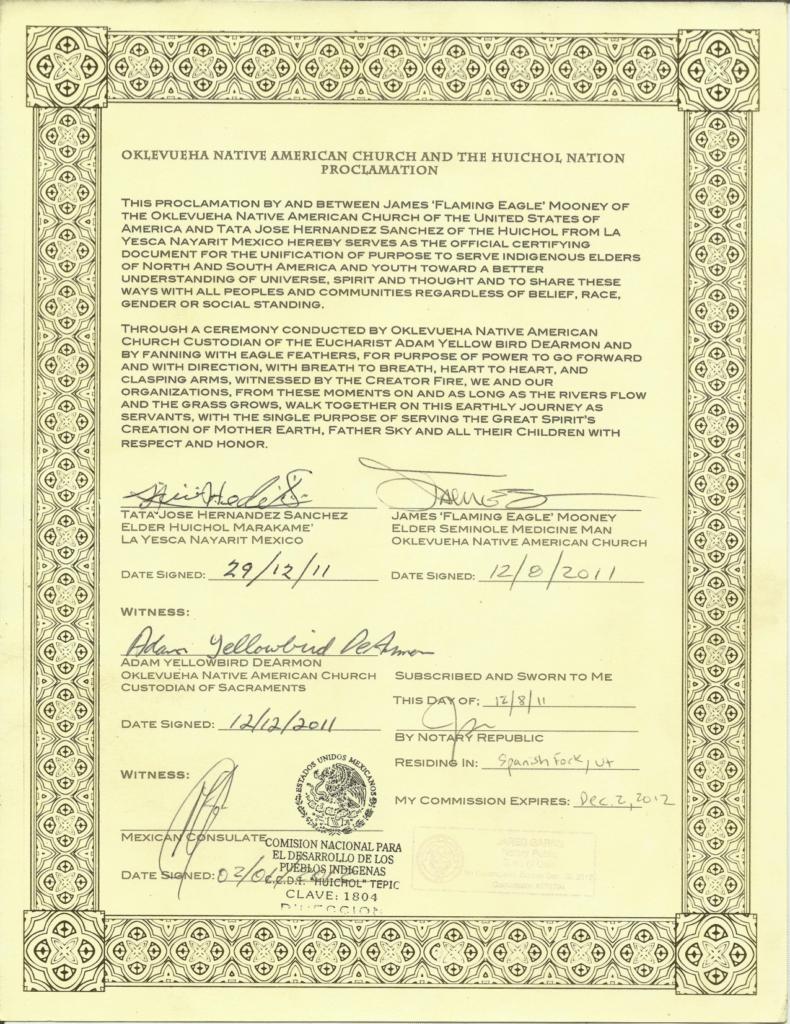 Proclamation-Huichol-Nation-01-12-2012-(2)